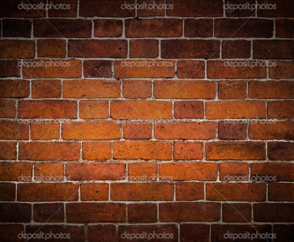 Plain wood table with hipster brick wall background stock photo - Depositphotos_5313101 Old Brick Wall Background Jpg 1024 843 Rw Brick Walls Pinterest