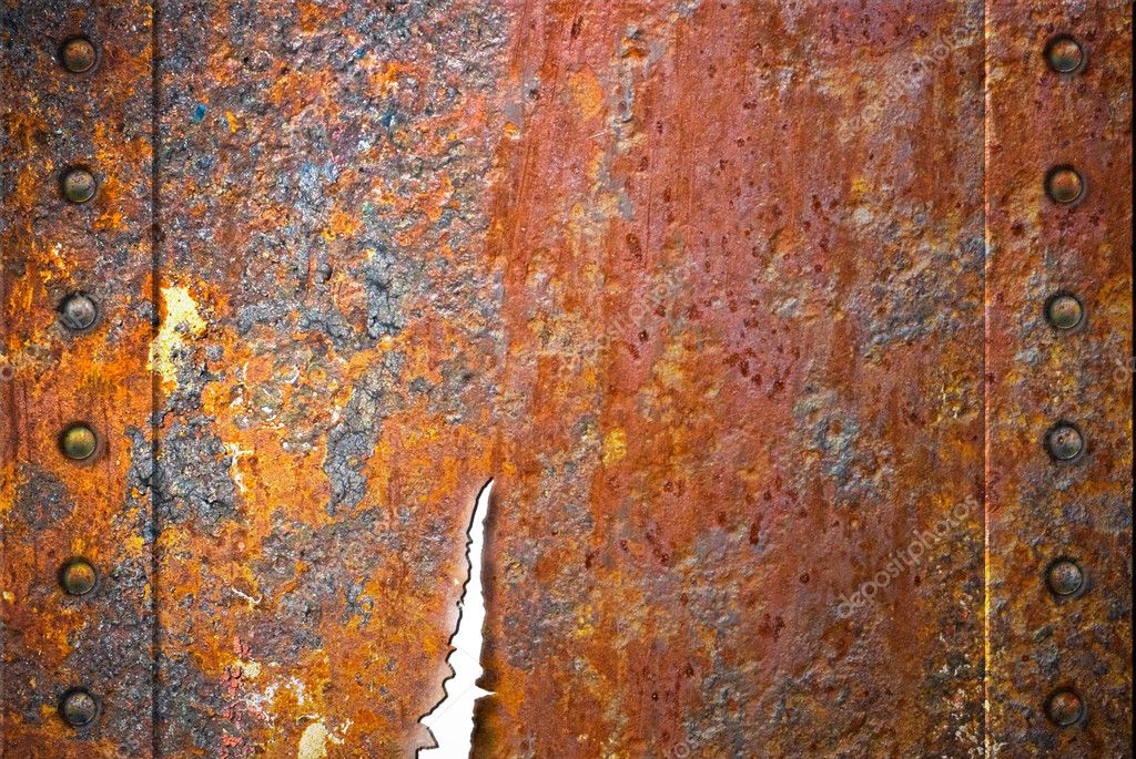 How To Paint Over Rusted Metal