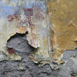 Crumbling facade - Stock Photo