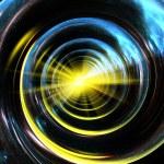 spirale universo — Foto Stock