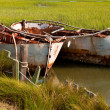 Decaying Boats — Stock Photo