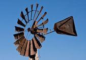 Metal Windmill — Photo