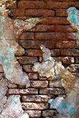 グランジのレンガの壁 — ストック写真