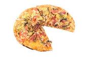 Pizza de combinação — Fotografia Stock