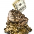 Stock Photo: Moneybox