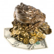 Moneybox isolated — Stock Photo