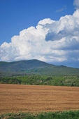 Foothill scenery — Stock Photo