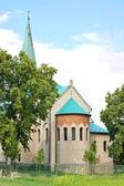 Hıristiyan kilisesi — Stok fotoğraf