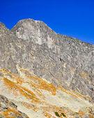 岩石峰 — 图库照片