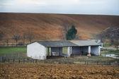 Farm building — Stock Photo