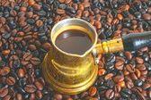Bule de café árabe 2 — Fotografia Stock