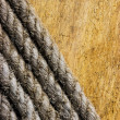 Texture of the ropes - Stock Photo