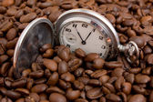 Time for coffee — Stock Photo