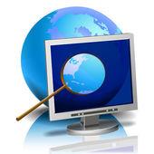 Informática internacional — Vetorial Stock