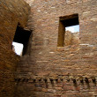 Stock Photo: Pueblo Bonito in Chaco Canyon, NM, USA