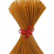 Royalty-Free Stock Photo: Whole-grain Spaghetti