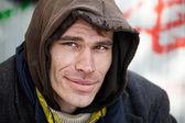 Homeless Men — Stock Photo