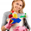 Housework — Foto de Stock