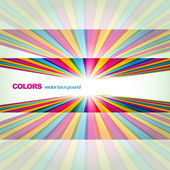 Artistic colorful background — Stock Vector
