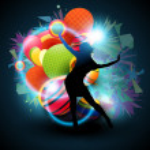 Dance vector — Cтоковый вектор #5342043