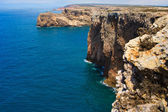 Pet, rock - kust van portugal — Stockfoto