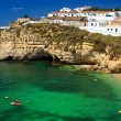 Algarve, part of Portugal, travel target, verry nice - Stock Photo
