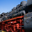 Old Locomotive — Stock Photo #4065443