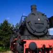 Old Locomotive — Stock Photo #4065450