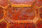 Wooden casket — Stock Photo