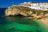 Algarve, part of Portugal, travel target, verry nice — Stock Photo