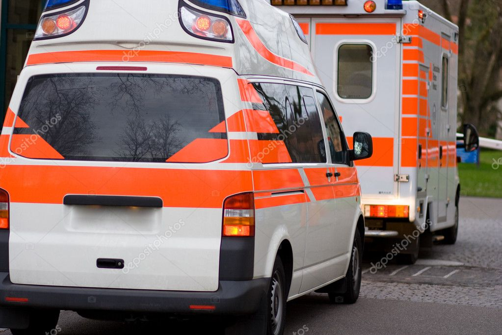 Ambulance  Stock Photo #4065066