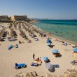 Stock Photo: Beach on Majorca