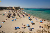 Beach on Majorca — Stock Photo