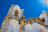 Lagos, a old nice city at Portugal — Stock Photo