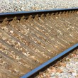 Stock Photo: Railtrack