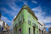 Old nice city in Portugal — Stock Photo