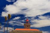 Slutet av världen, cap på algarve, portugal — Stockfoto