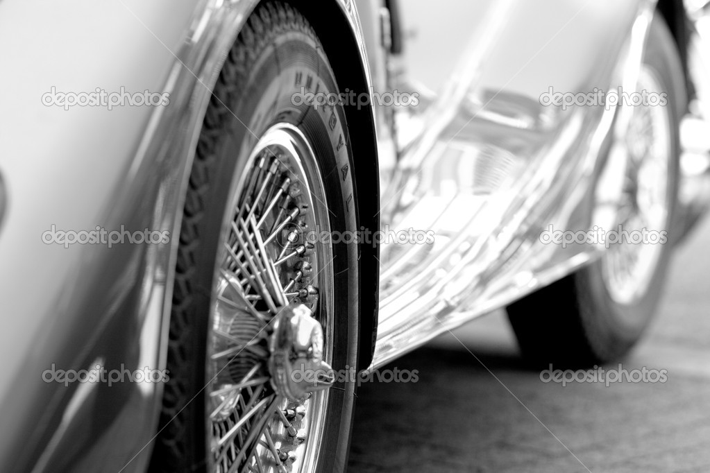 Sport car — Stock Photo #4121942