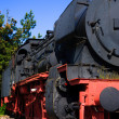 Old Locomotive — Stock Photo