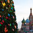 Christmas in Moscow — Stock Photo