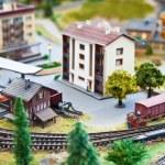 Train model — Stock Photo #5318127