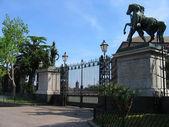 ворота — Стоковое фото