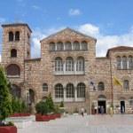 Thessaloniki, Agios Dimitrios Church — Stock Photo #4086626