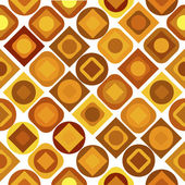 Achtergrond met oranje elementen — Stockfoto