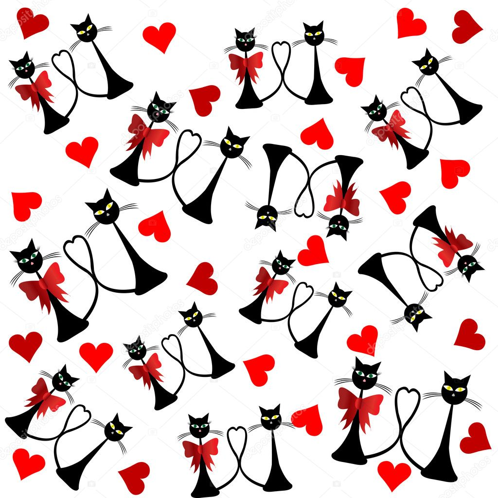 Twitter Background Cats Background With Cats And