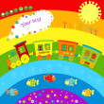 Magic rainbow — Stock Photo