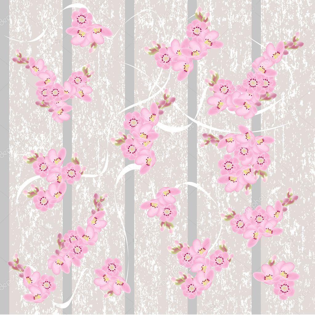 Flower Vintage Wallpaper | New Calendar Template Site