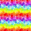 Abstract rainbow, seamless pattern — Stock Photo