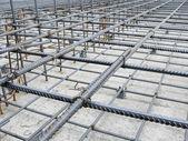 Reinforcing steel — Stock Photo