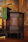 Trybuny kapłana — Zdjęcie stockowe